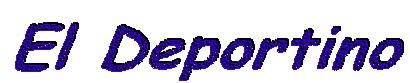 El Deportino.jpg (14116 bytes)